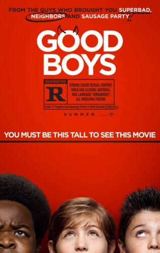 Good Boys Multiple Sizes