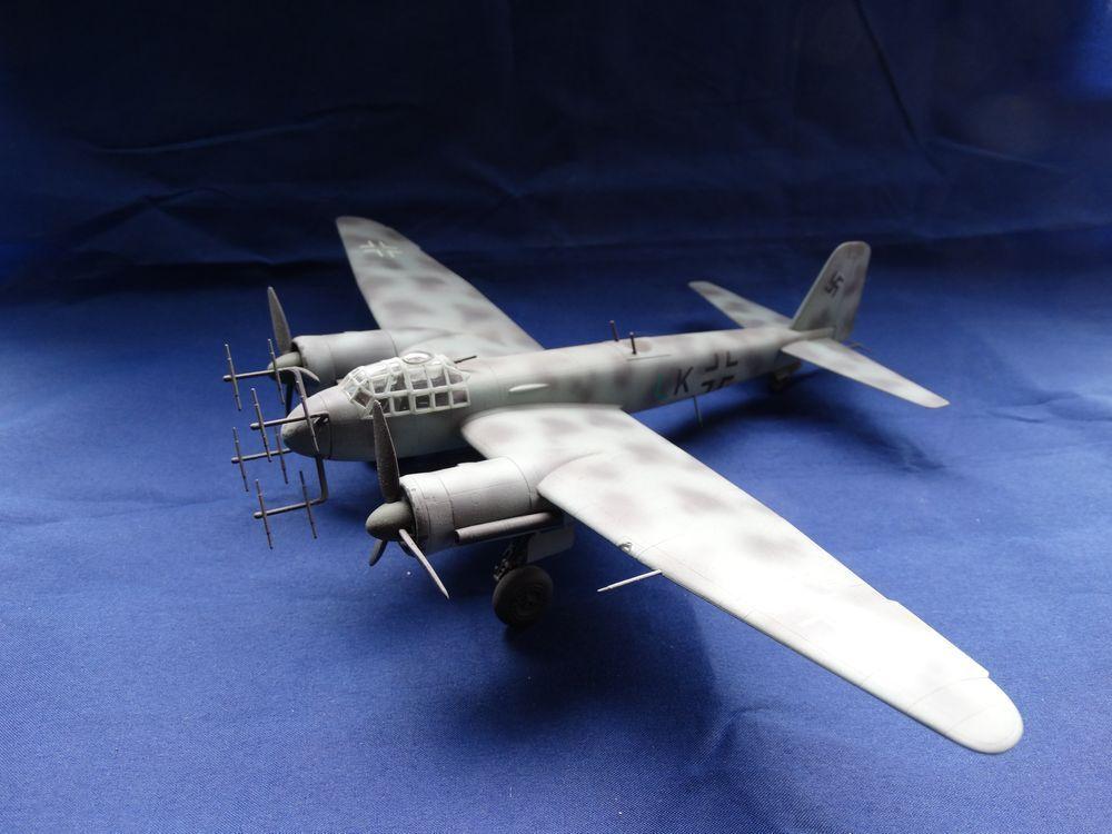 Built & Painted 1 72 - Ju-88G-6