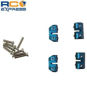 Hot-Racing-Traxxas-Revo-Aluminum-Servo-Mount-Set-TRV024