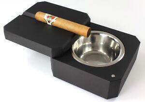 Zigarren Aschenbecher Zigarrenascher Aluminium 2,5 Kg Das Ganze System StäRken Und StäRken Outdoor Mit Deckel