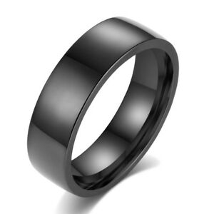 Image Is Loading Stainless Steel Without Word Tungsten Ring Bare