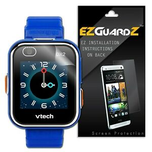 4X-EZguardz-New-Screen-Protector-Cover-HD-4X-For-VTech-KidiZoom-DX2