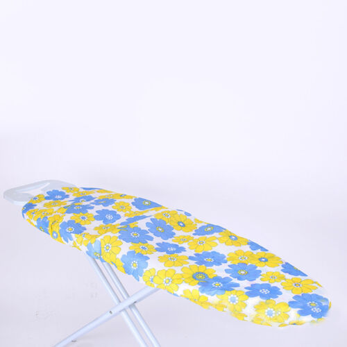Floral Ironing Board Cover Coated Thick Padding Resists Scorching And Staining