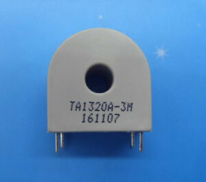 Details about 1pcs New TA1320A-3M 50A/25MA vertical core-through small AC  current transformer