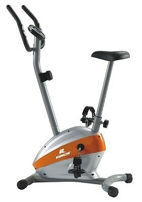 Kamachi MB 700 magnetic upright exercise fitness bike cycle home gym hand pulse