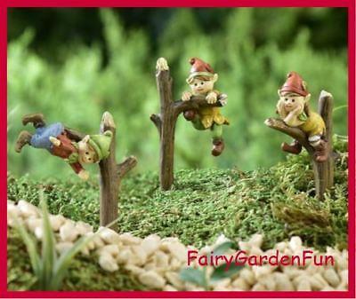 Fairy Garden Fun Troll with a Blue Bird Mini Dollhouse
