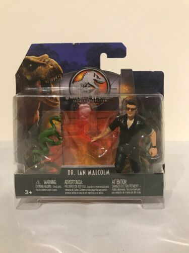 JURASSIC WORLD esclusiva collezione Legacy DOTTOR Ian Malcolm Jurassic Park NUOVA