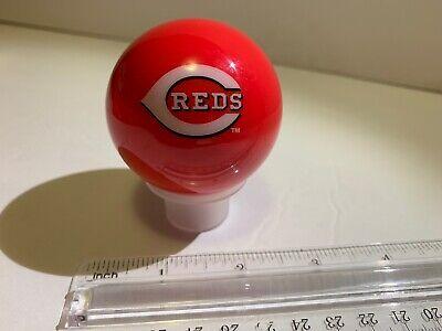 CINCINNATI REDS RED MLB TEAM BILLIARD GAME POOL TABLE CUE 8 BALL REPLACEMENT