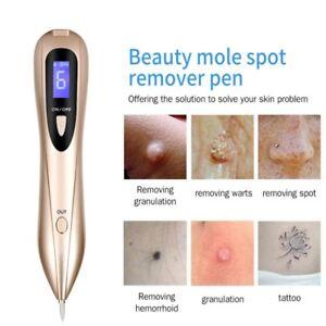 USB-LCD-Laser-Skin-Tag-Freckle-Wart-Dot-Mole-Remove-Pen-Dark-Spot-Tattoo-Removal