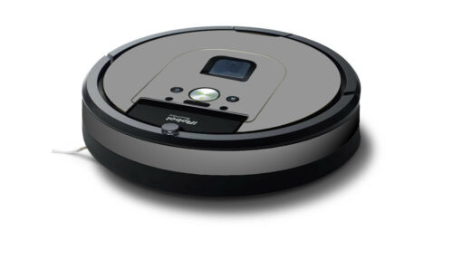 LidStyles Standard Colors Vacuum Skin Protector Decal iRobot Roomba 960 980