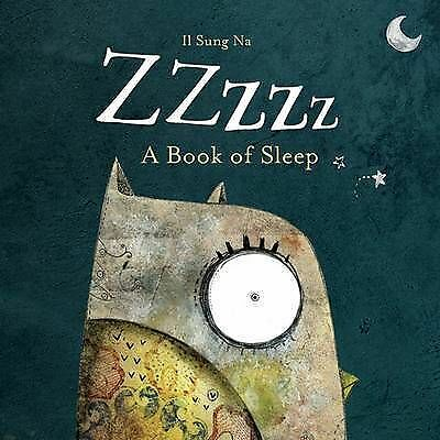 Zzzzz: A Book of Sleep (Mini Board Books), Il Sung Na, Very Good Book