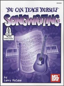 Charmant Vous Pouvez Enseigner Vous-même Chanson Music Book With Audio Apprendre à écrire Des Chansons-afficher Le Titre D'origine éLéGant Et Gracieux