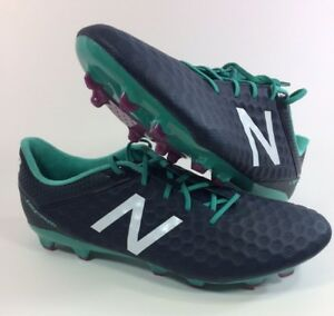 Details about New Balance Visaro Pro FG Purple Navy Teal Size 11.5 Cleats Men