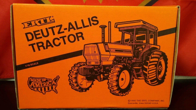 in vendita scontato del 70% Deutz-tuttiis 9150 w FWA 1 16 16 16 diecast metal farm tractor replica collectible  popolare