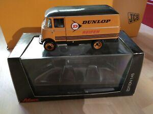 Schuco-1-43-MERCEDES-BENZ-L-319-Truck-Van-034-Dunlop-034-Kasten-Delivery