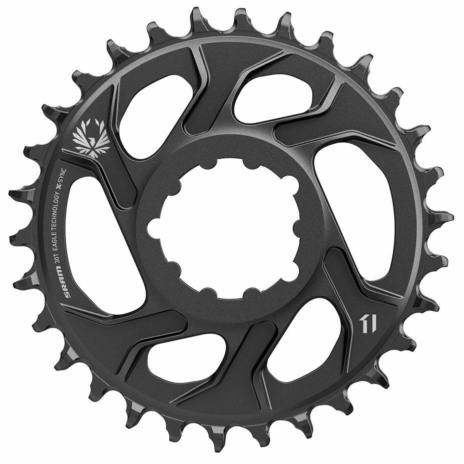 Sram eagle x-sync 12 vitesses direct mount 6mm 6mm 6mm offset vélo/cycle chainring 370812