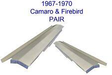 1967 1968 1969 1970 CAMARO  Z28  FIREBIRD  ROCKER PANELS  NEW PAIR!