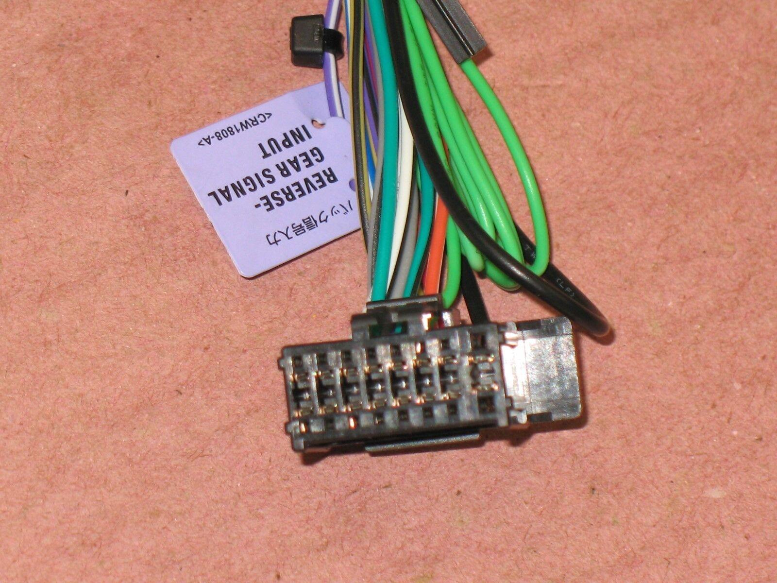 Pioneer AVH-2330NEX AVH-2440NEX AVH-2300NEX AVH-2400NEX OEM Power Harness