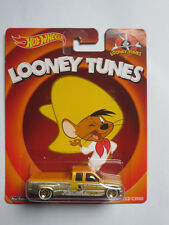 Hot Wheels 1:64 Looney Tunes Speedy Gonzales - Customized C3500 Brand new