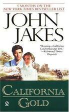 "CALIFORNIA GOLD ~ JOHN JAKES~ PAPERBACK ~ ""A FAMILY SAGA"""