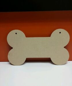 4 x Wooden Mdf Scalloped Edged Plaques 20cm Square 4mm thick 5mm holes