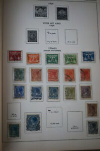 Netherlands-amp-Colonies-Stamps-mint-used-1800-039-s-1950-039-s-Clean
