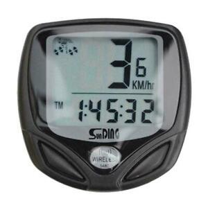 Waterproof-LCD-Wireless-Bike-Bicycle-Computer-Cycle-Odometer-Speedometer-Road