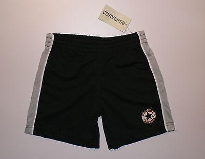 Converse~USA~110-116~Shorts~kurze Hose~Sporthose~Junge~schwarz~