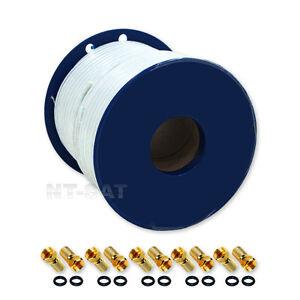 Sat-Kabel-100m-135db-Koaxialkabel-Koax-Antennenkabel-DIGITAL-FullHD-3D-120-135