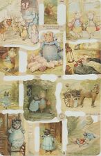 Chromo Le Suh Découpis Beatrix Potter The Tale of Pigling Bland 1784