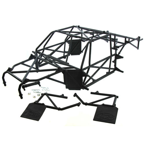 Losi 5ive-T 2.0 1/5: Roll Cage, Top, SIdes, Center & Front, Supports, Mud Flaps