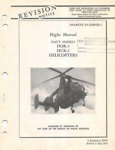 Kaman HU2K-1 Seasprite 1962 Helicopter Structural Repair Inst/'s Flight Manual-CD