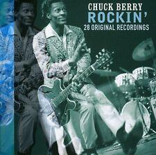 Chuck Berry - Rockin-28 Original Recordings [New CD] Holland - Import