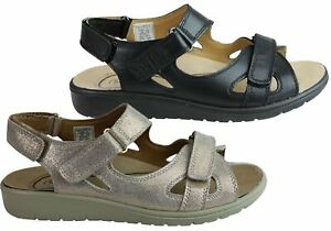 Brand-New-Scholl-Orthaheel-Amrita-Womens-Leather-Comfortable-Supportive-Sandals