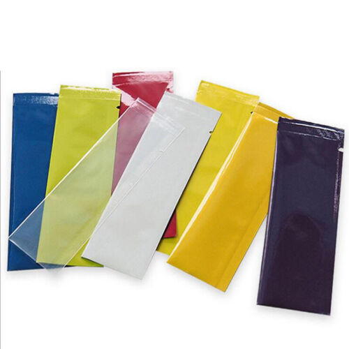 Mylar Heat Seal Aluminum Foil Open Top Bag Coffee Food Grade Packaging Pouches