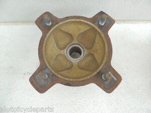 Kawasaki Prairie Wheel Hub