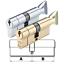 Thumb-Turn-Euro-Cylinder-Door-Lock-Anti-Drill-Pick-Bump-uPVC-Patio-V5 thumbnail 1