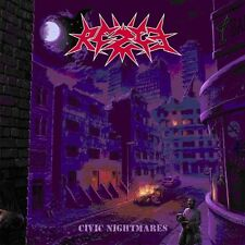 Rezet-CIVIC Nightmare CD NUOVO