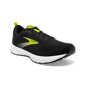 BROOKS REVEL 4 Scarpe Running Uomo Energize Cushioning BLACK  110347 D 024