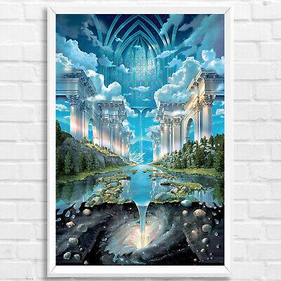 Genesis II John Stephens Fantasy Poster 24x36