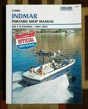 Clymer Repair//Service//Shop Manual Indmar GM V-8 IB 1983-03 B805