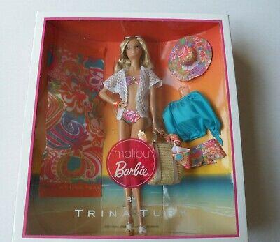 NEW Barbie Trina Turk Doll Orange /& Gold Bracelet ~ Model Muse Clothing Jewelry