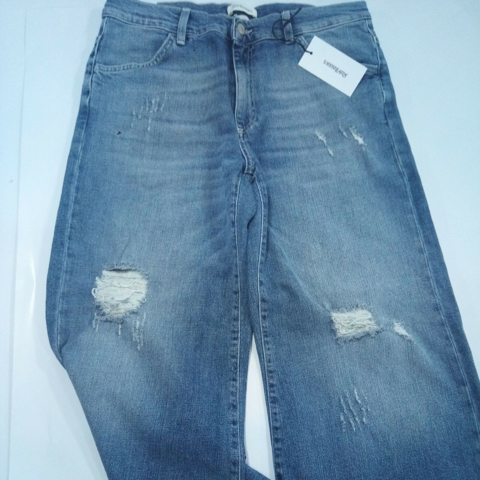 Jeans rossoto Roy Roger's Donna Donna Donna - Wolly Elasticizzato Stacey -- Jeans rossoto f92ef9