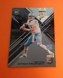 ROOKIE-2017-Elite-Mitchell-Trubisky-University-of-North-Carolina-RC-112-Bargain