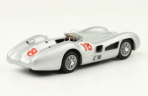 Diecast Car 1:43 JM Fangio Collection Argentina 1955 Mercedes W196 Streamliner