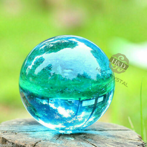 Details about  /100MM Huge Rare Natural Quartz sky Blue Magic Crystal Healing Ball Sphere+Stand