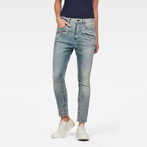 Details zu G Star RAW Neu Damen Dadin 3D Low Waist Boyfriend Jeans