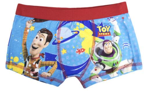 Toy Story Boxer Shorts Buzz Lightyear Woody Sous-Vêtements Caleçons Garçons Enfants Taille
