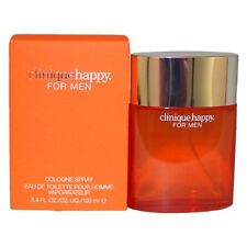 Clinique Happy for Men Eau de Toilette Spray - 100 ml 3.4oz in sealed packaging