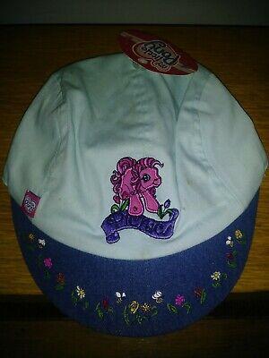 Girls kids Hasbro My Little Pony Baseball Cap Hat Twilight Sparkle Rainbow Dash
